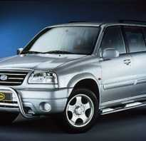 Suzuki grand vitara xl 7 отзывы